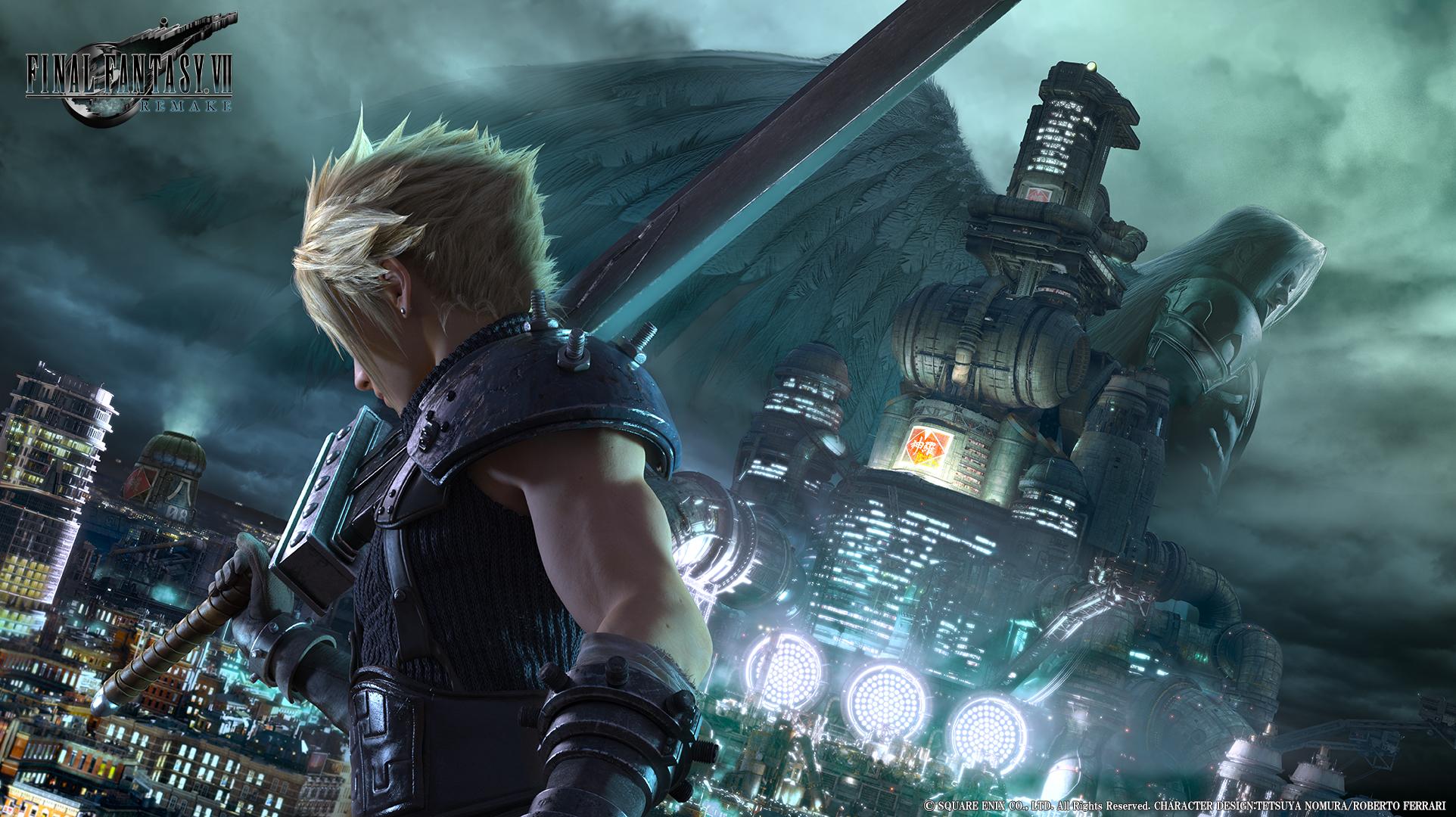 Final Fantasy VII Remake: provato in anteprima e demo giocabile thumbnail