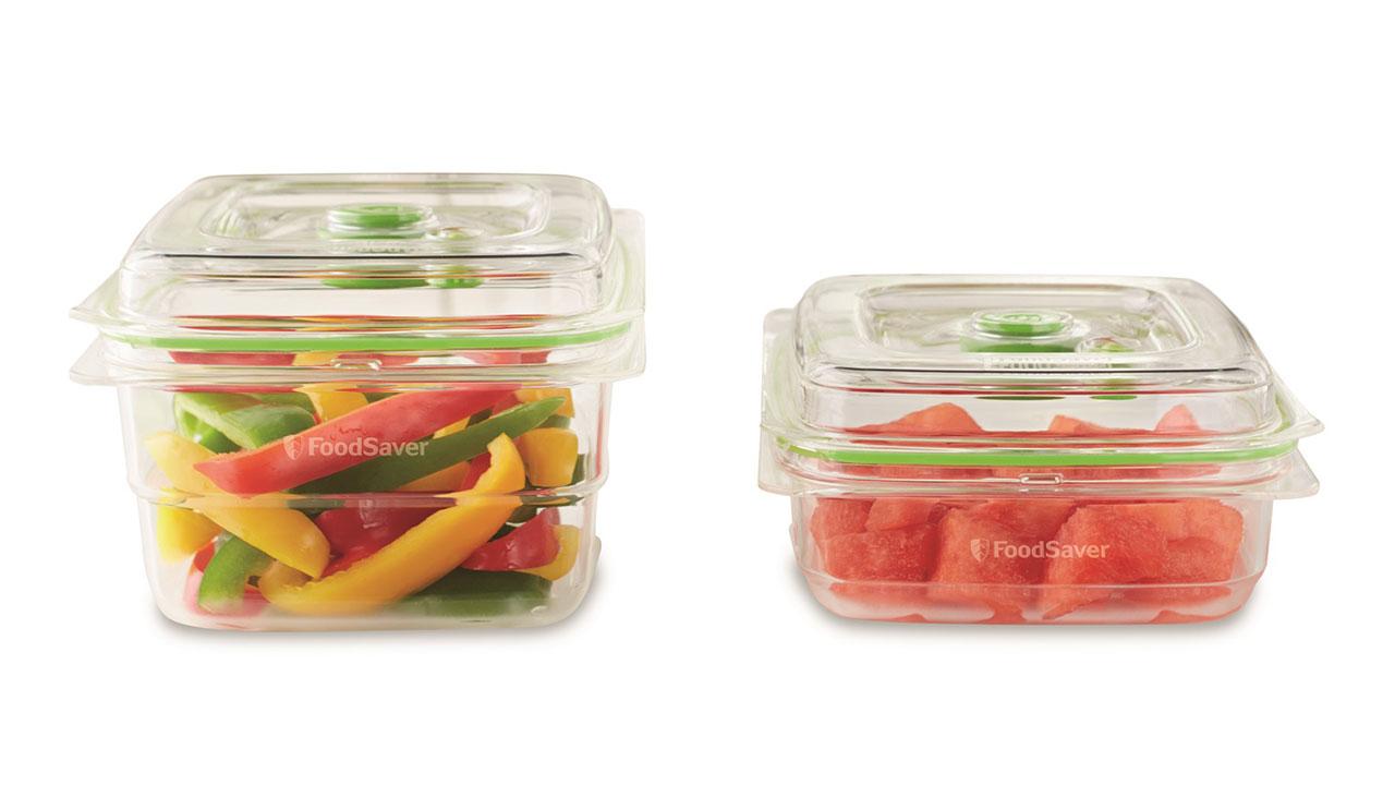 Prepararsi a casa il pranzo (o la cena) per il giorno dopo? Vi aiuta Foodsaver thumbnail