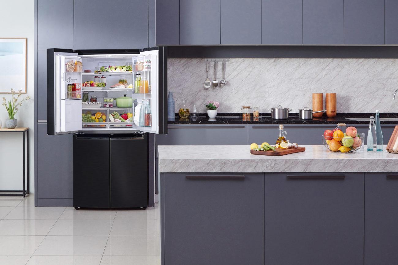 LG Electronics: disponibile la gamma di frigoriferi Multidoor Slim thumbnail