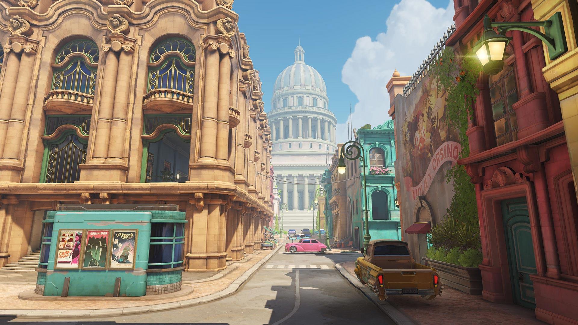 Overwatch: disponibile la nuova mappa L'Avana thumbnail