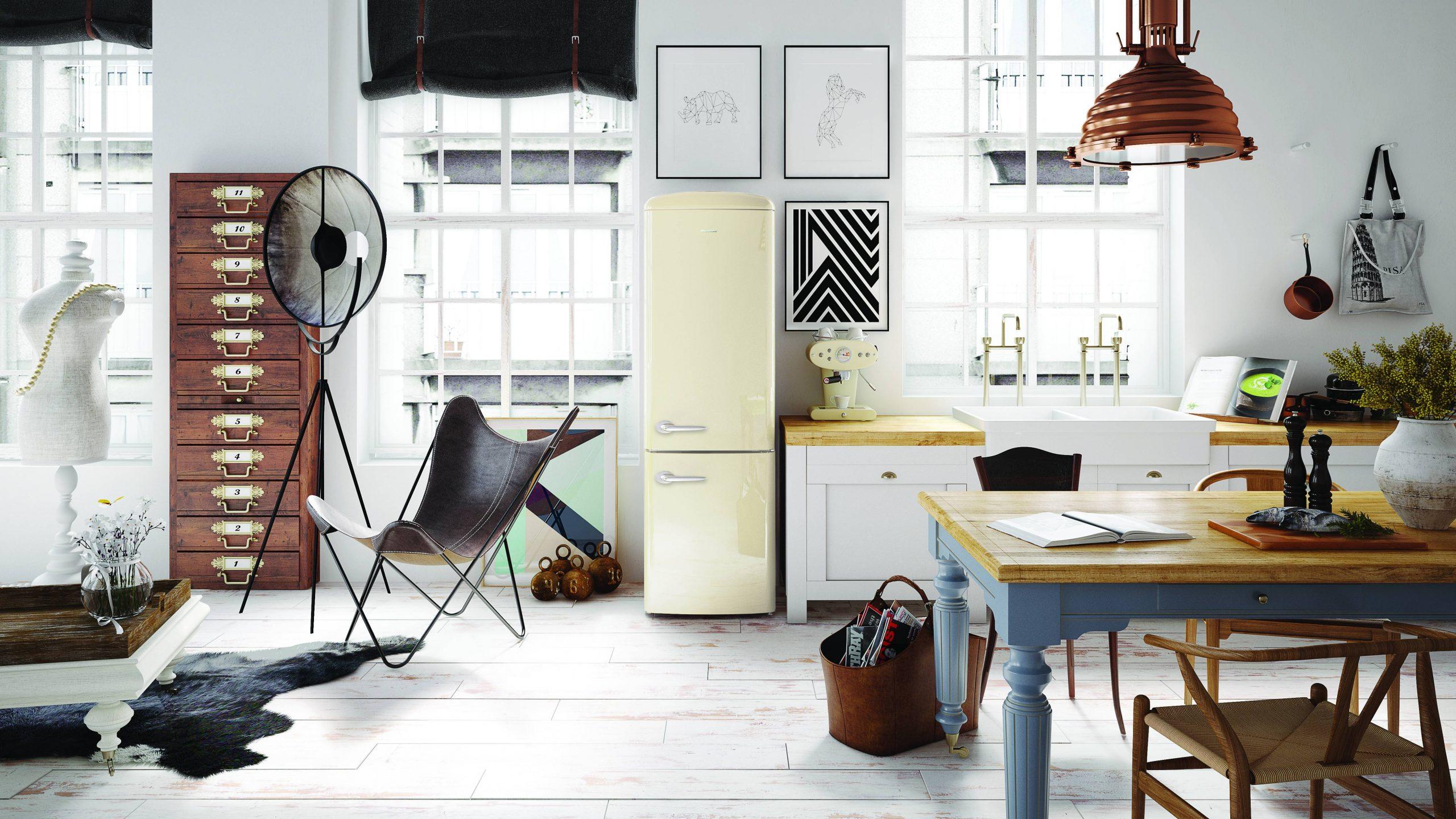 Hisense Retrò Edition: i frigoriferi dal design vintage e tecnologia moderna thumbnail