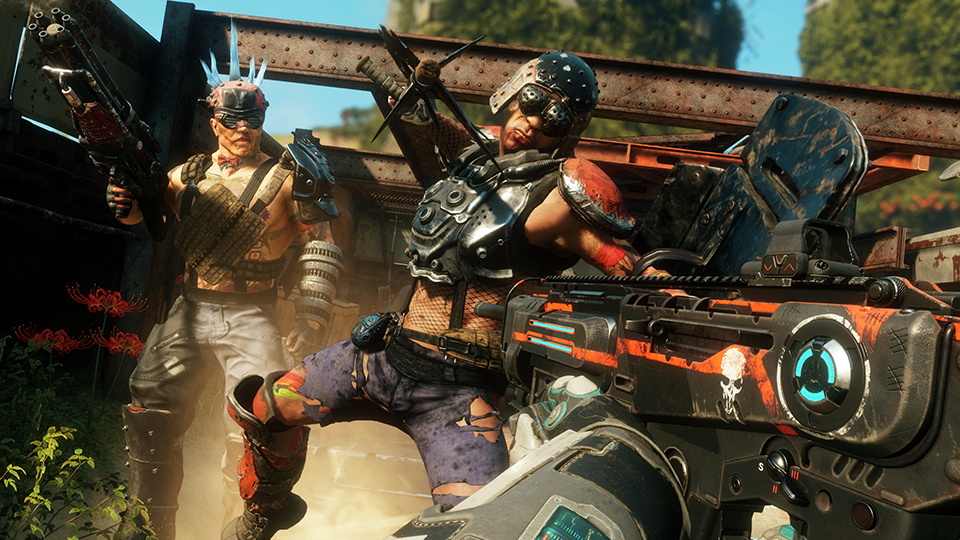 Rage 2 gold requisiti