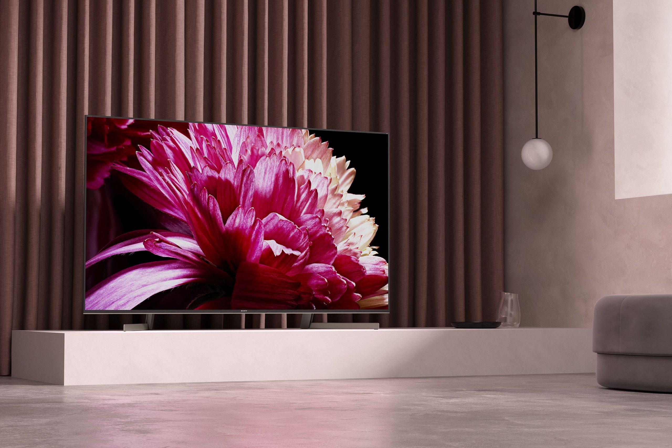 Sony studia l'evoluzione della TV nel soggiorno di casa thumbnail