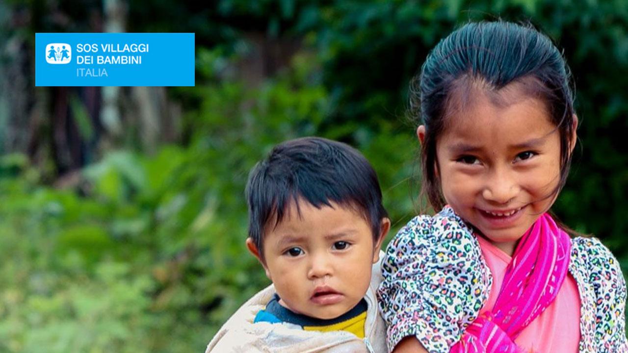 Il sito di SOS Villaggi dei Bambini si rimette a nuovo thumbnail