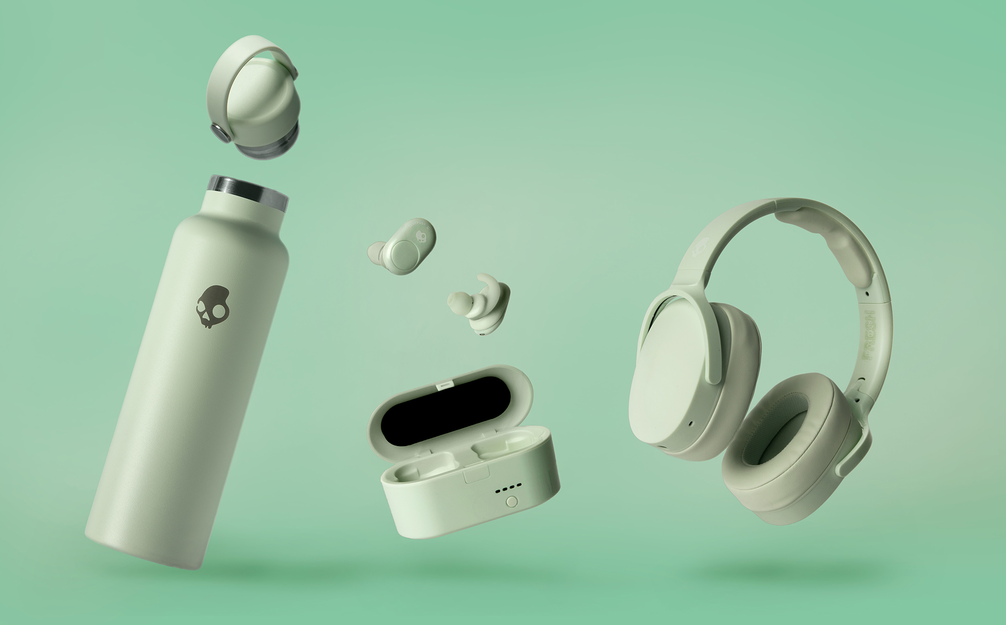 Skullcandy 12 Moods Fresh Mint 3