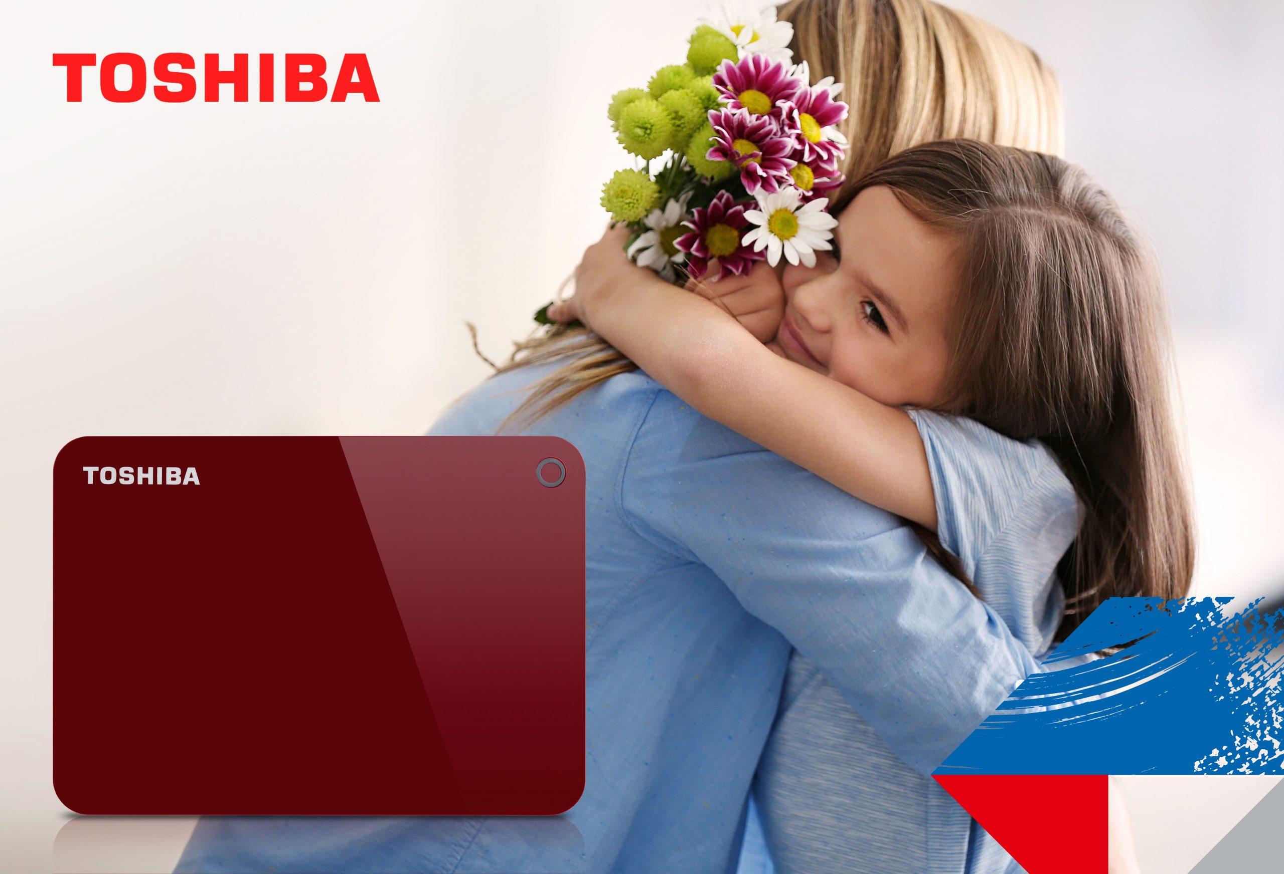 Toshiba: i gadget per la Festa della Mamma thumbnail