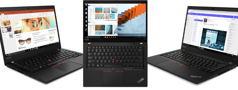 ThinkPad: ecco la nuova famiglia con processori AMD Ryzen Pro mobile thumbnail