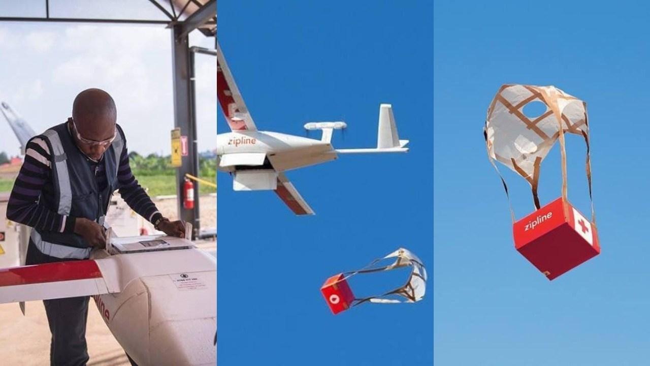 Vaccini: la consegna avverrà tramite i Droni grazie a The UPS Foundation! thumbnail