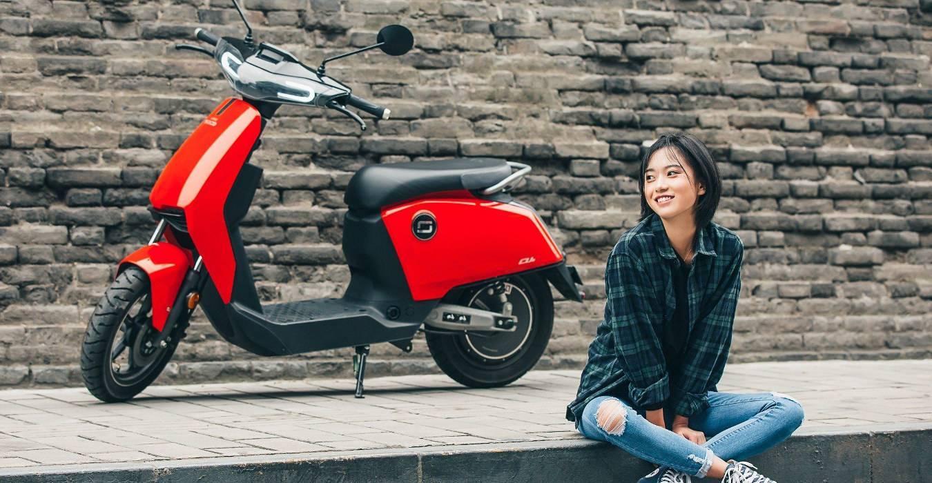 scooter elettrico Ducati Vmoto