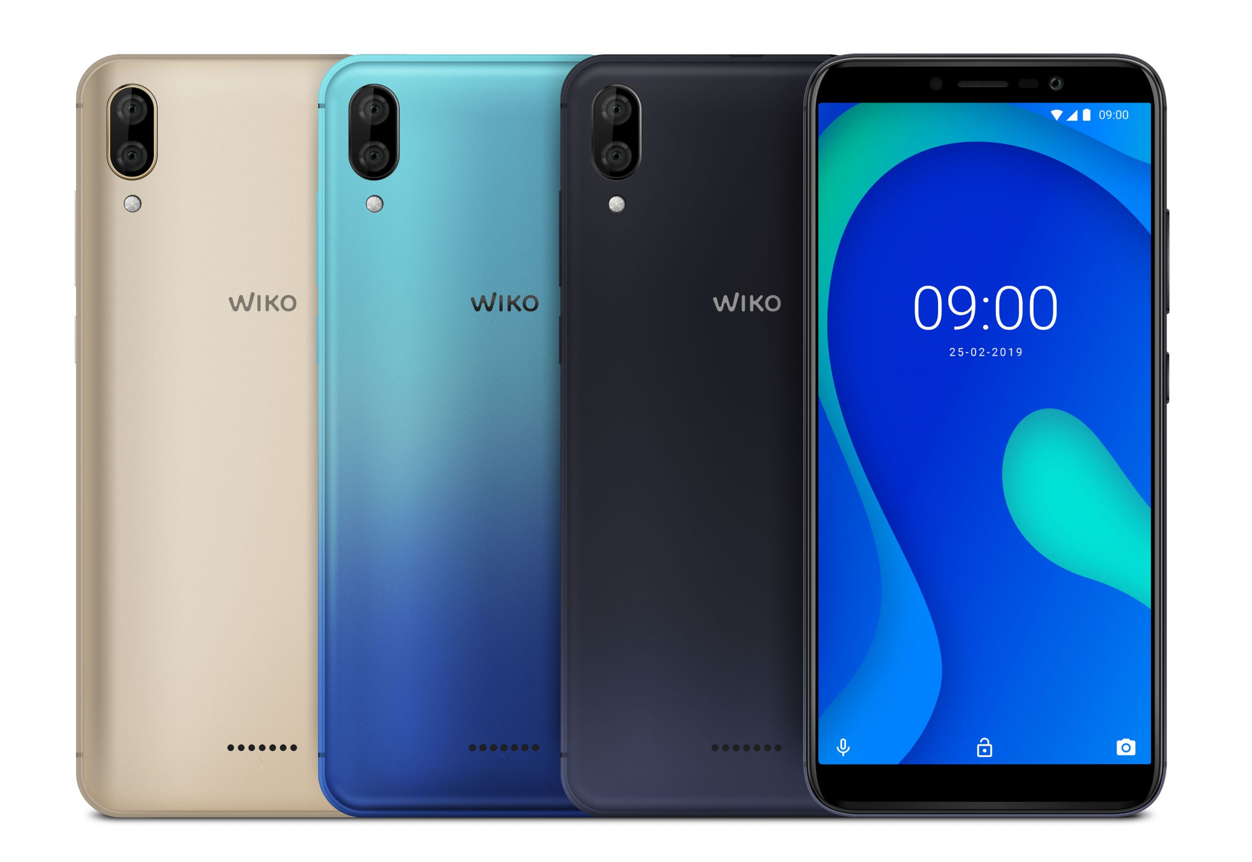 Wiko Y80 nuovo smartphone: ampio display e batteria a lunga durata thumbnail