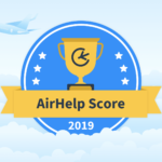 migliori compagnie aeree airhelp score 2019