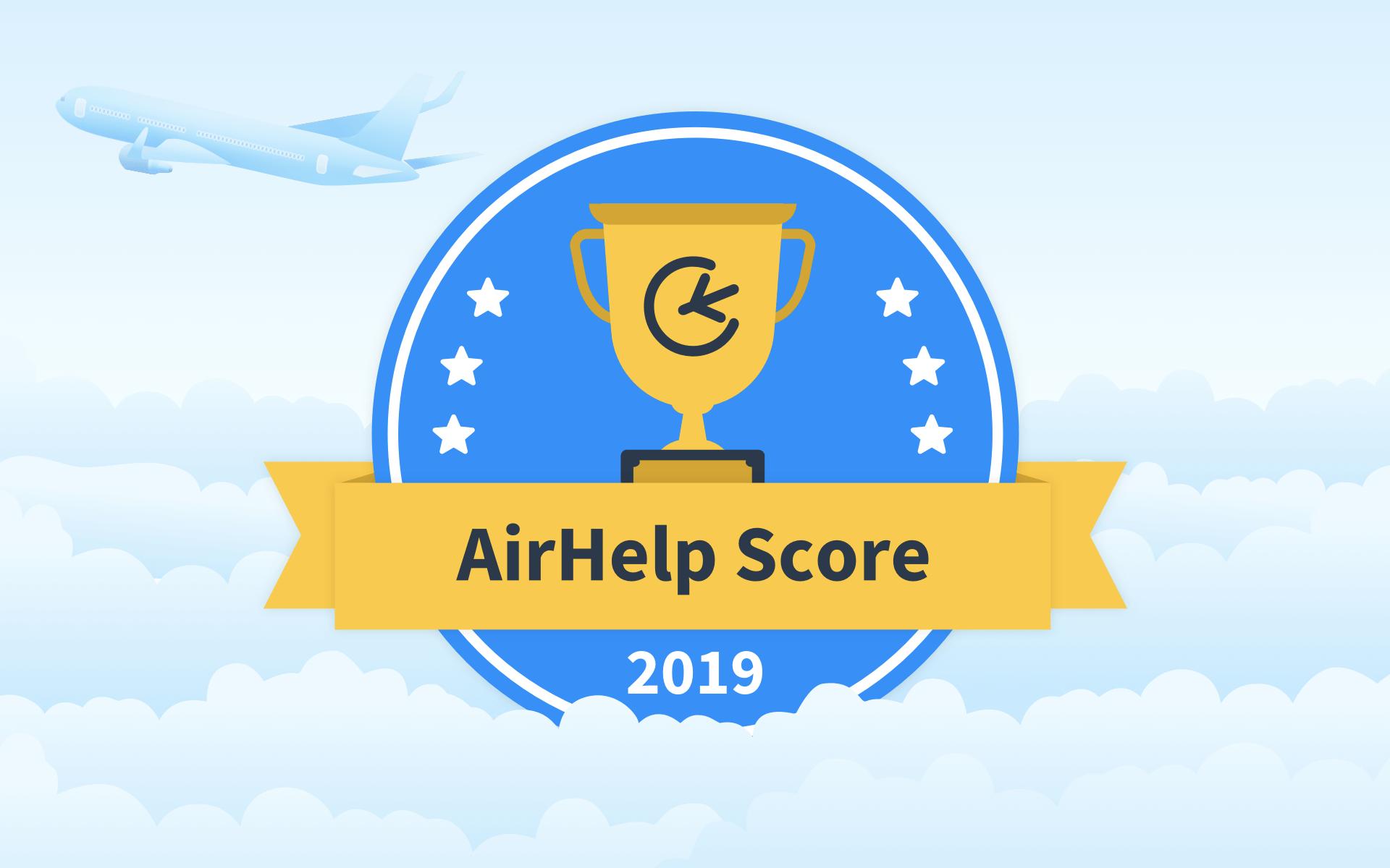 AirHelp Score 2019: la classifica dei migliori aeroporti e compagnie aeree thumbnail
