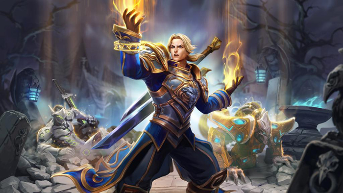 Blizzard: Anduin ora disponibile per Heroes of the Storm thumbnail
