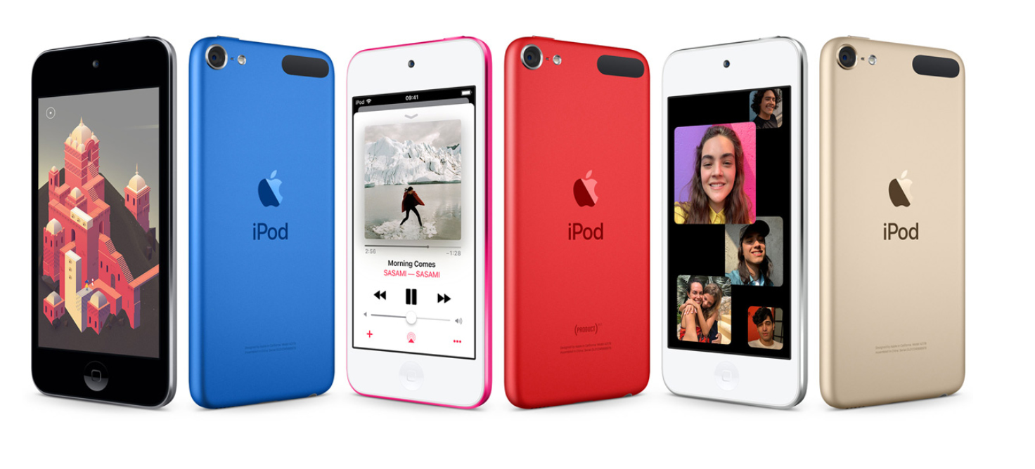 Apple presenta a sorpresa il nuovo iPod touch thumbnail