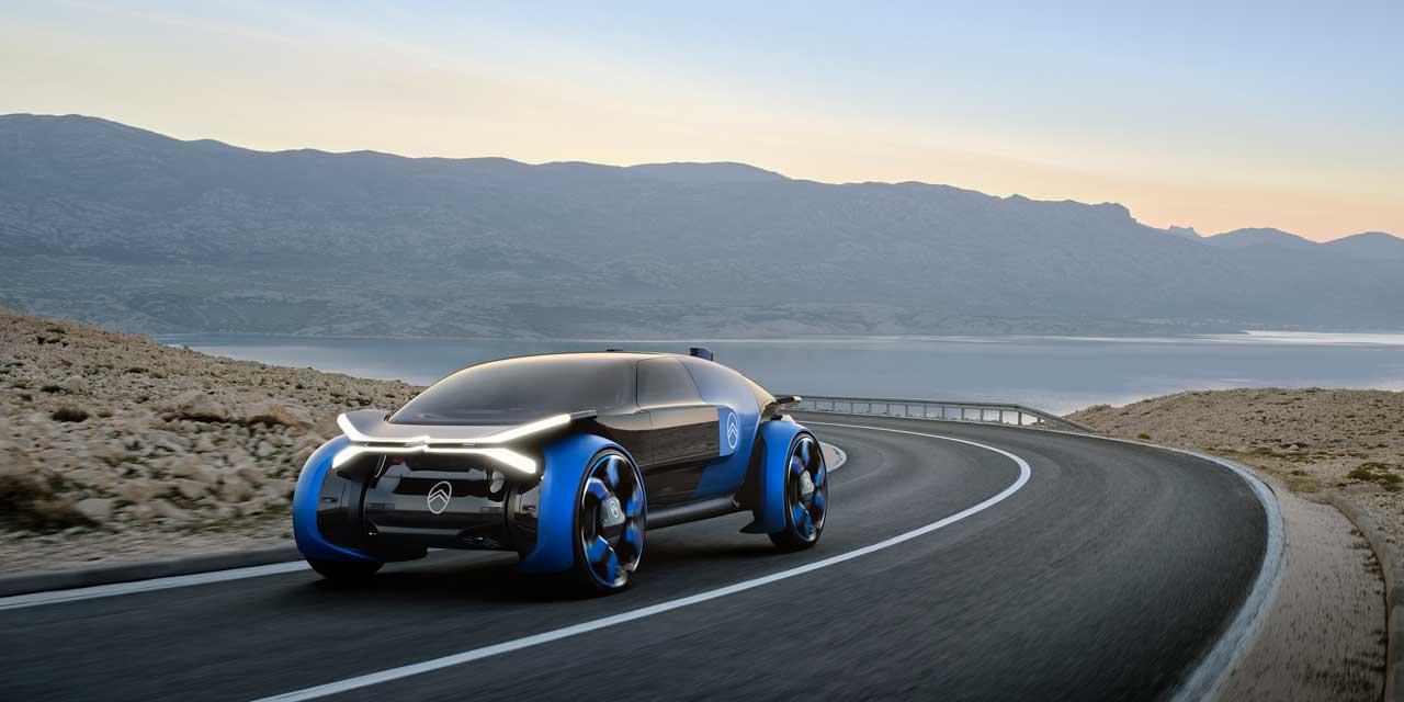 Citroen 19_19 Concept: il futuro dei lunghi viaggi in auto thumbnail