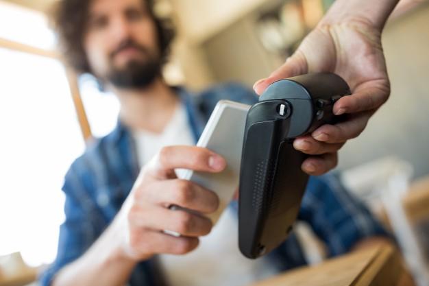 pagamento smartphone NFC