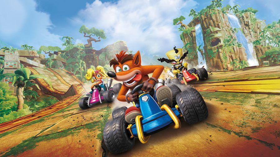Crash Team Racing: in arrivo con tutte le sue personalizzazioni thumbnail