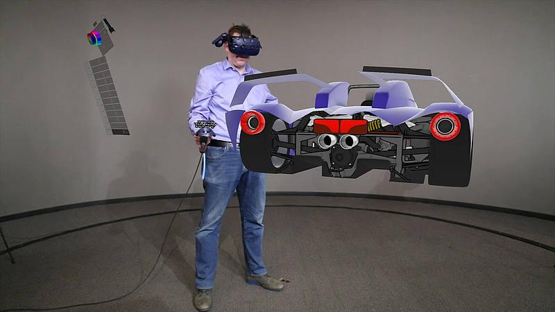 Ford adotta la realtà virtuale nella progettazione: il futuro è qui thumbnail