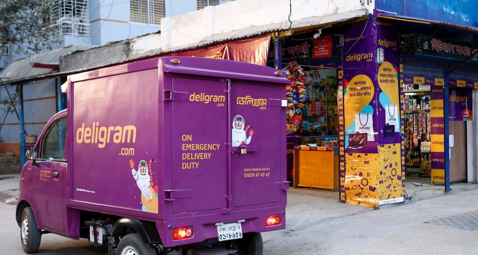 "Deligram: ""l'Amazon bengalese"" che unisce online e offline thumbnail"