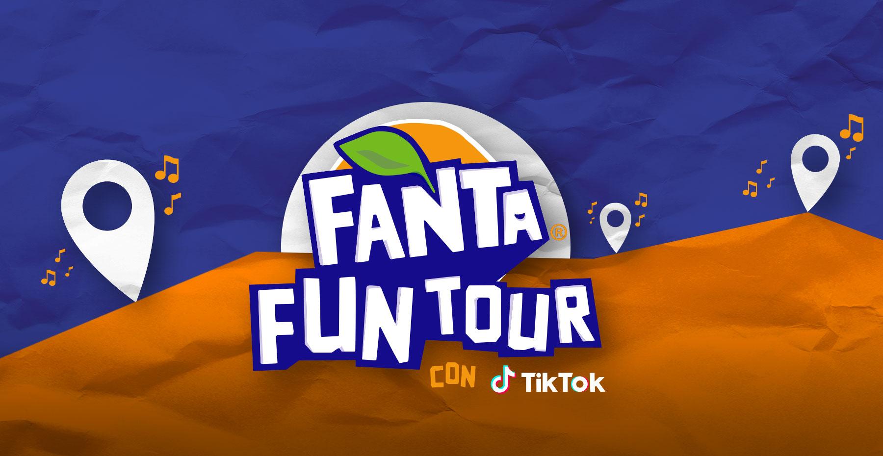 Parte in Italia il Fanta Fun Tour con TikTok thumbnail