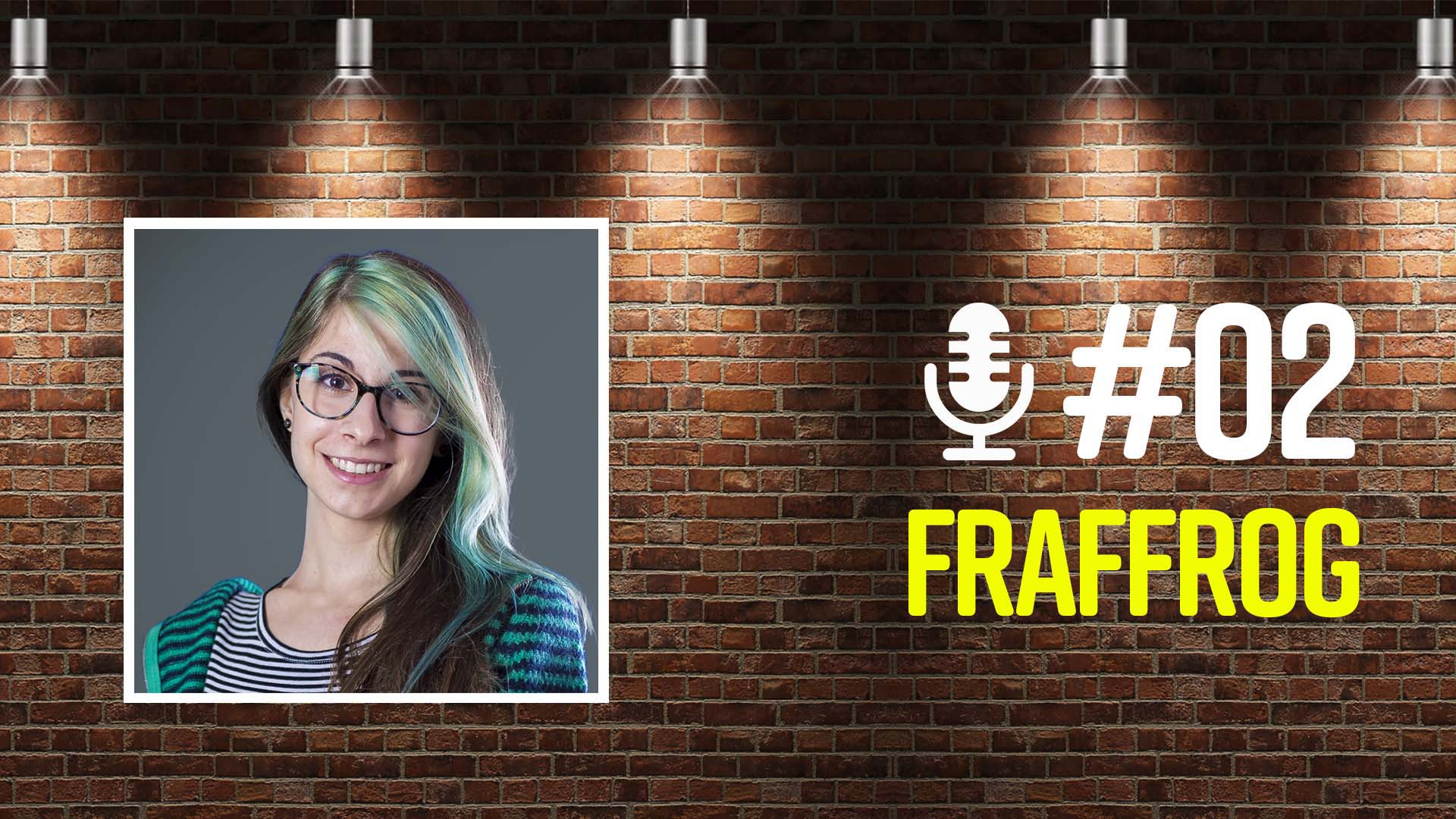 intervista fraffrog podcast