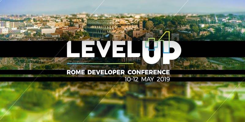Level Up: a Roma un intero week-end dedicato ai videogiochi thumbnail