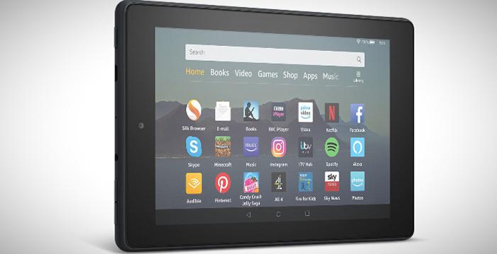 Amazon lancia il nuovo Tablet Fire 7 con processore più veloce thumbnail