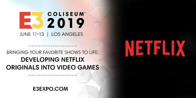 Netflix sarà presente all'E3 2019: nuove serie interattive thumbnail