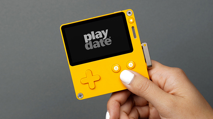 Annunciata Playdate, la nuova console portatile in arrivo nel 2020 thumbnail