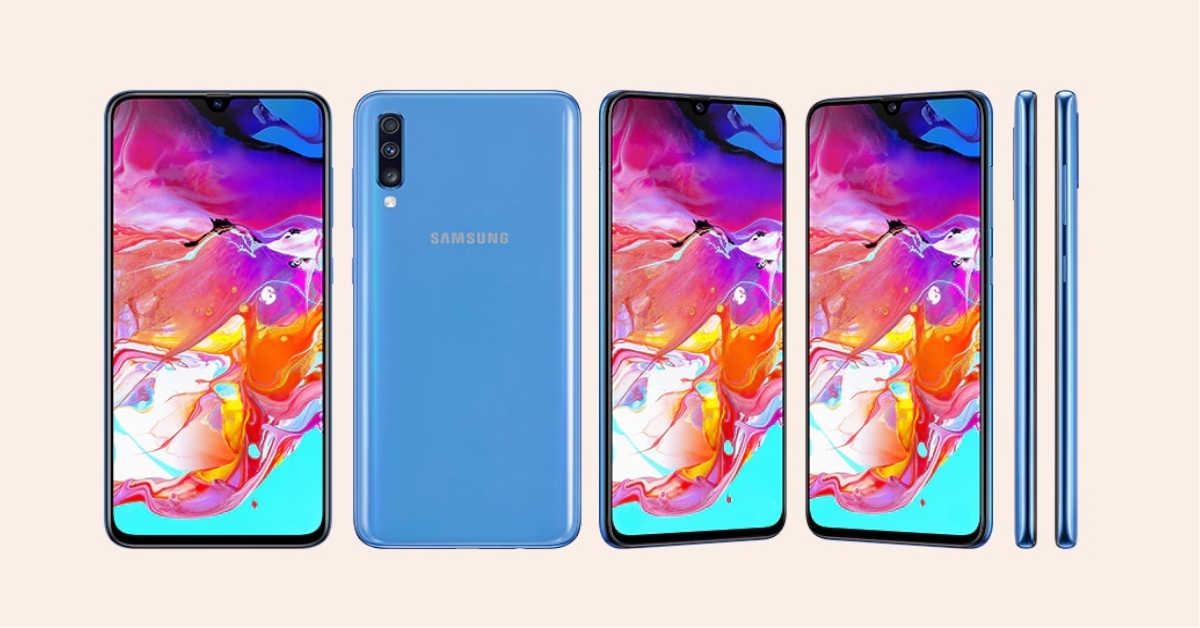 Samsung Galaxy A70S: nuova fotocamera da 64 Megapixel thumbnail
