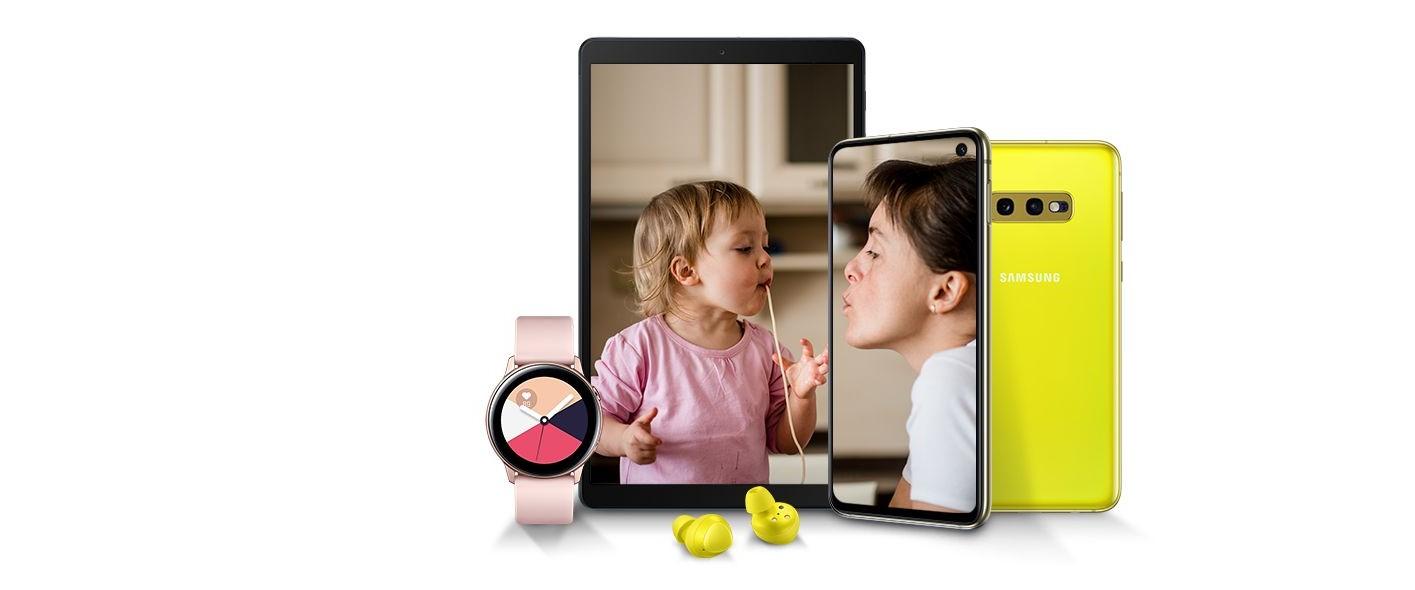 Samsung: doppio regalo per la festa della mamma thumbnail