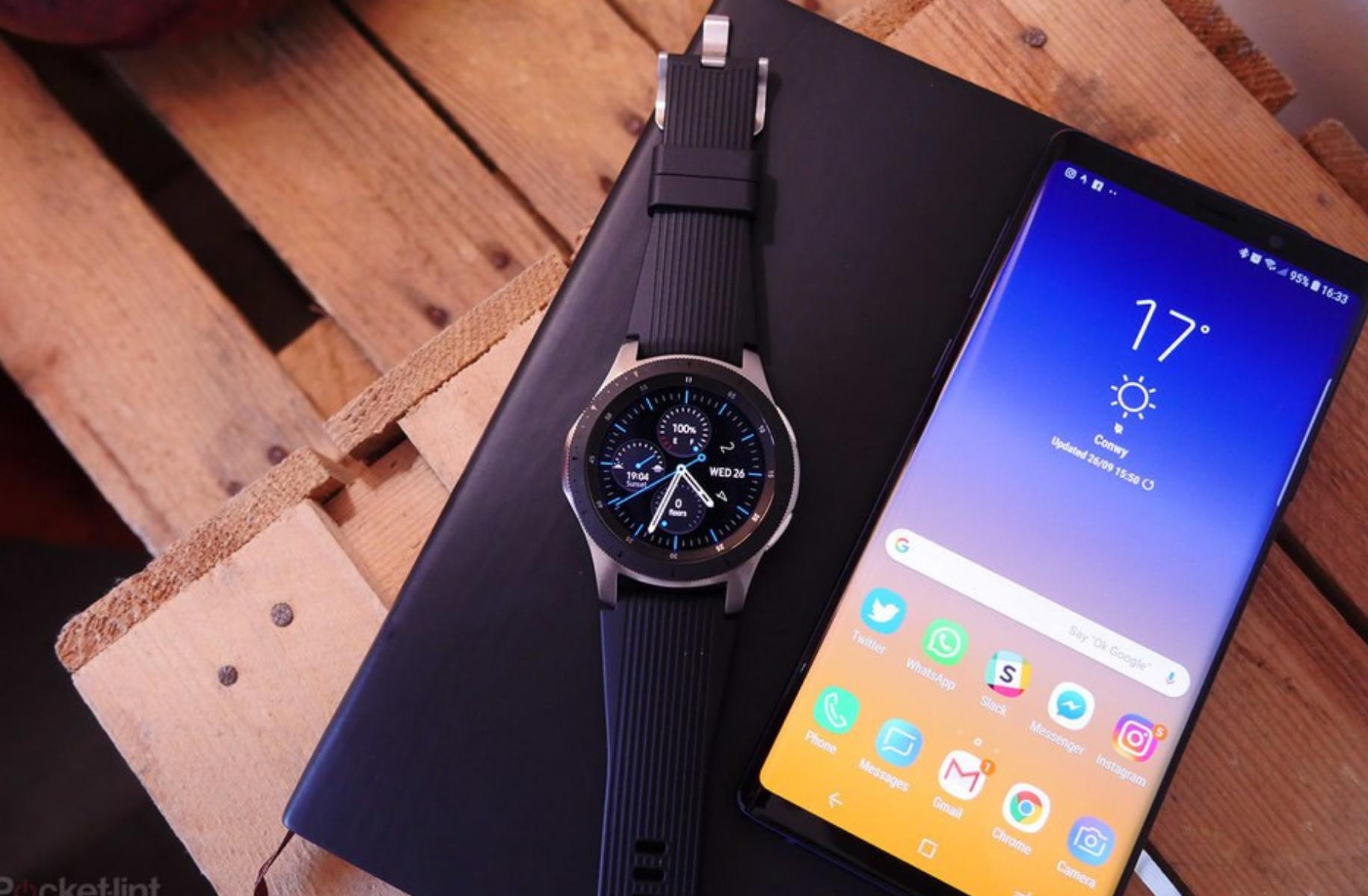 Aggiornamento per Samsung Galaxy Watch, Gear Sport e Gear S3 thumbnail