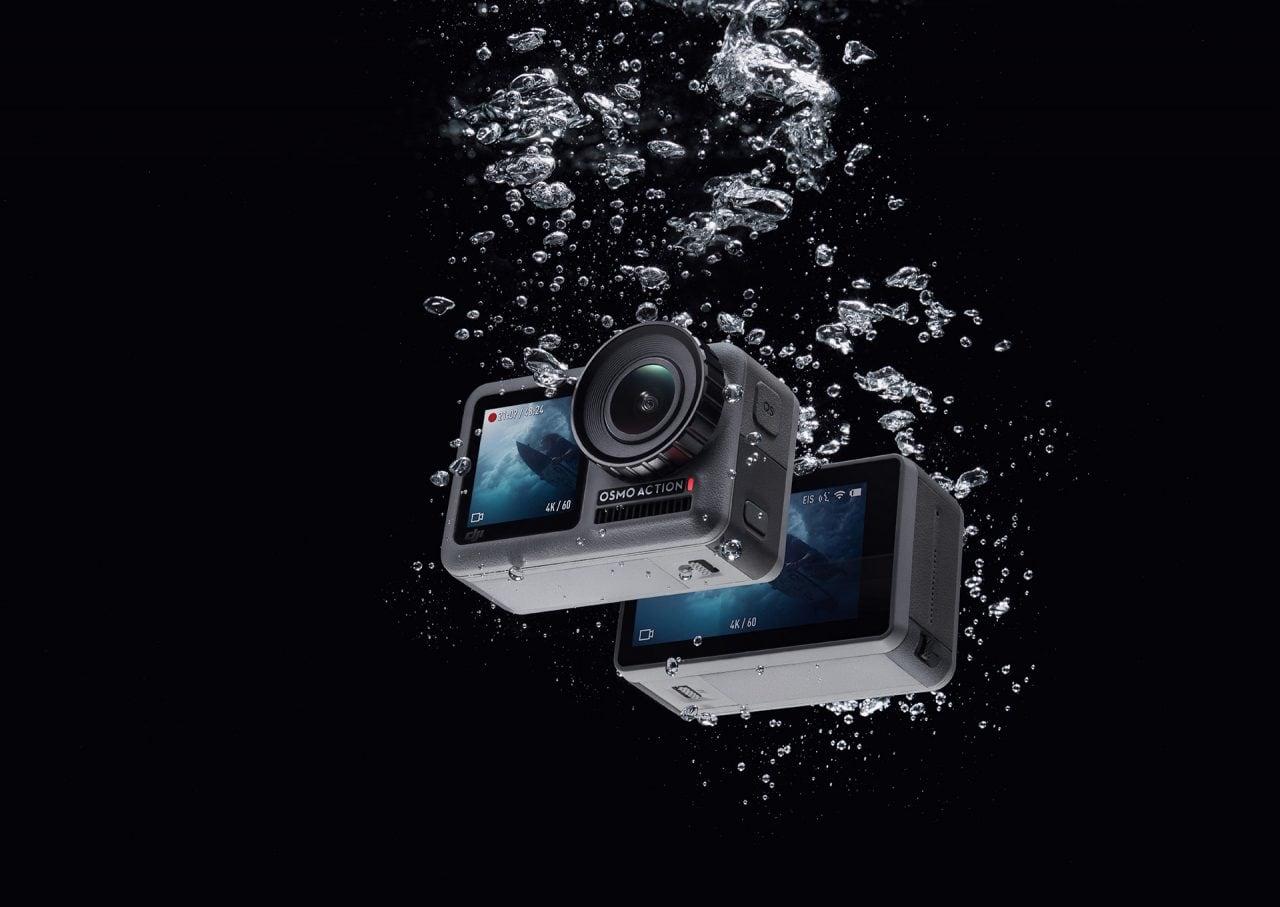 DJI Osmo Action: presentata la nuova rivale di GoPro thumbnail