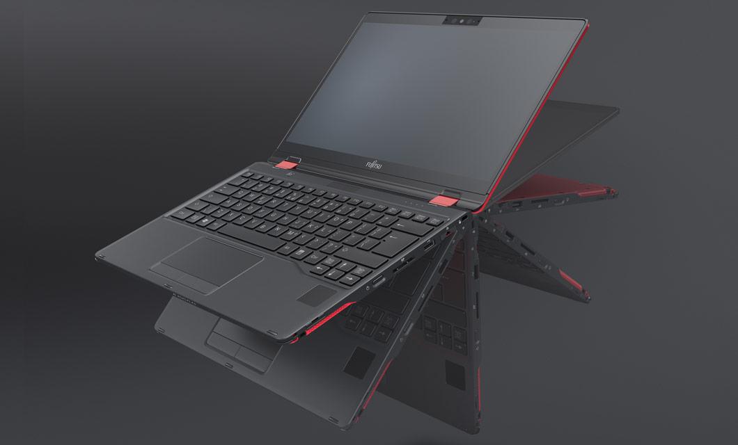 Fujitsu Lifebook U939X: ancora più leggero e sottile thumbnail