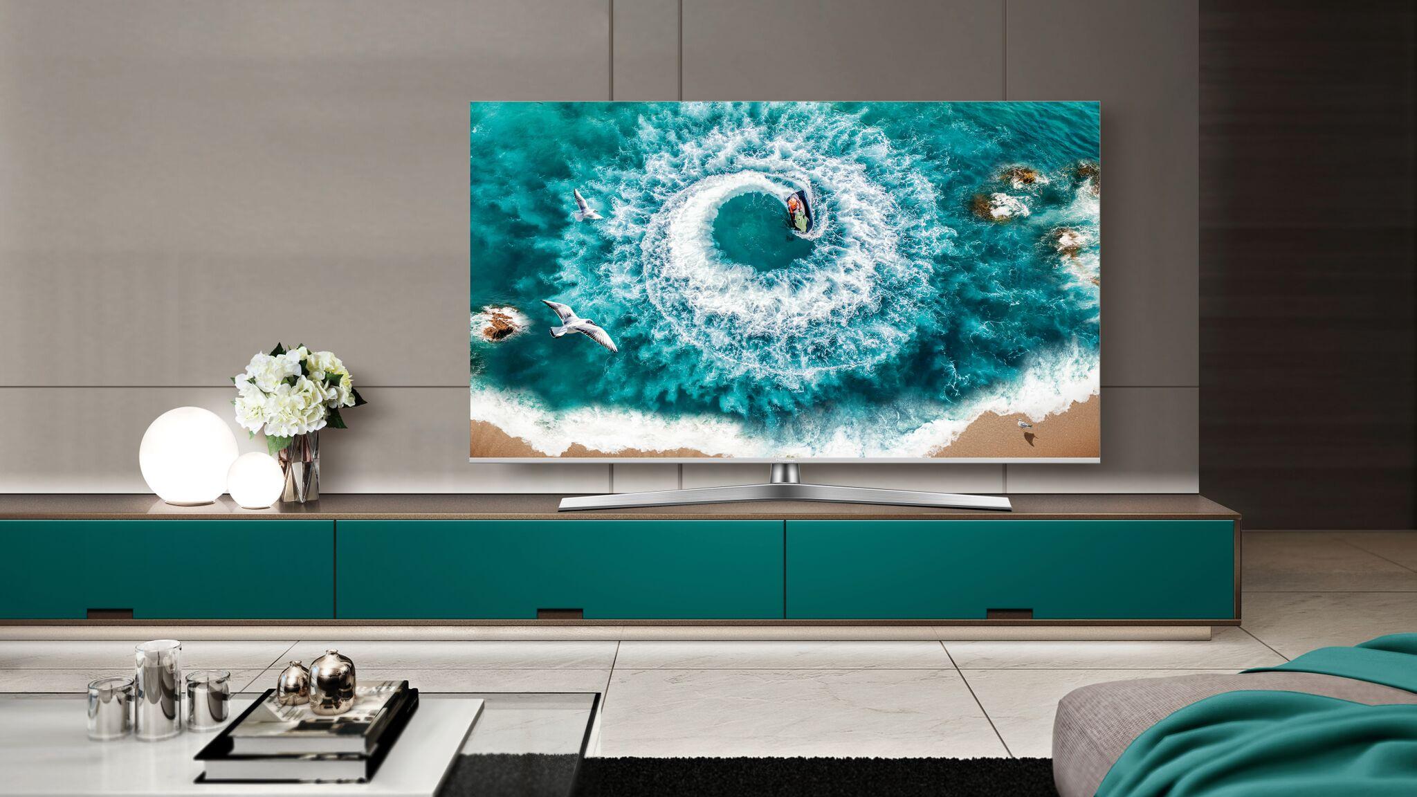 Hisense presenta i nuovi TV ULED U7B e U8B thumbnail