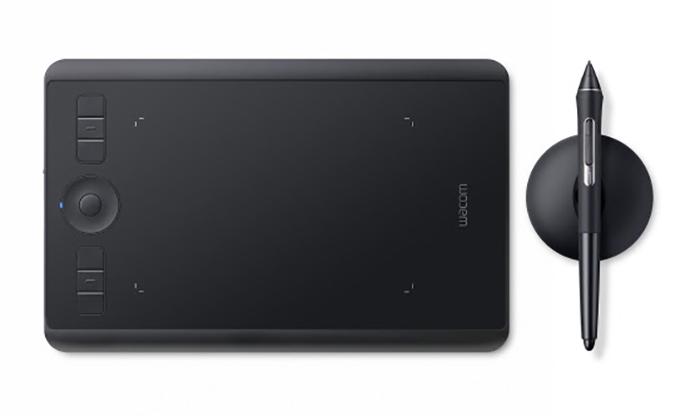 Wacom annuncia la disponibilità della nuova Intuos Pro Small thumbnail