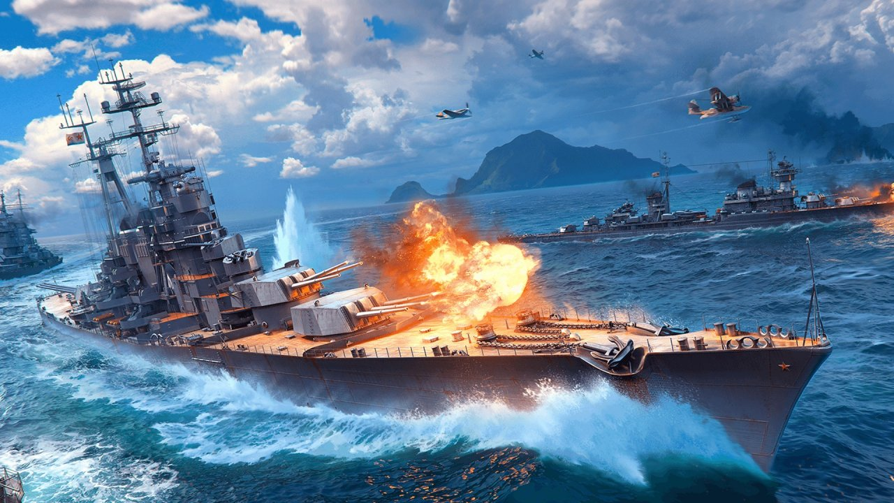 Il Black Friday arriva anche in World of Warships thumbnail