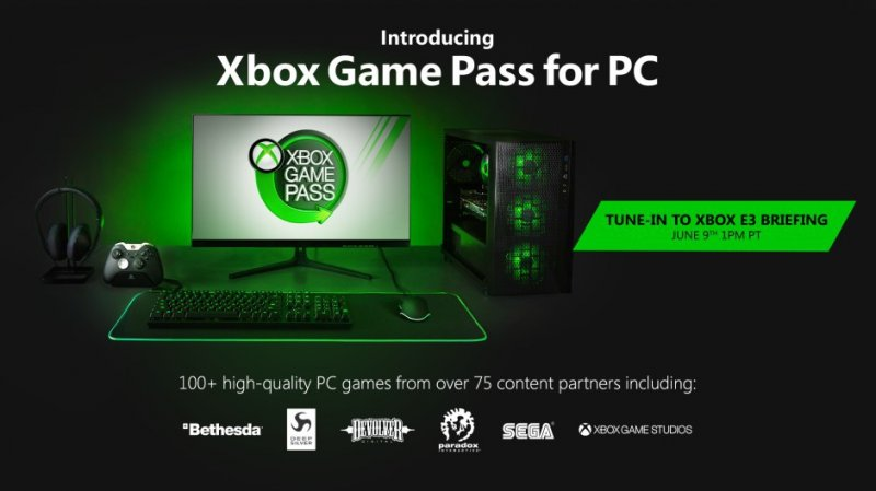 PC gaming: arriva l'Xbox Game Pass thumbnail