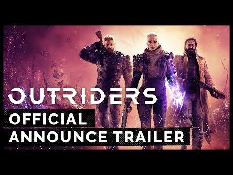 Outriders: ecco il trailer di annuncio e il periodo d'uscita thumbnail