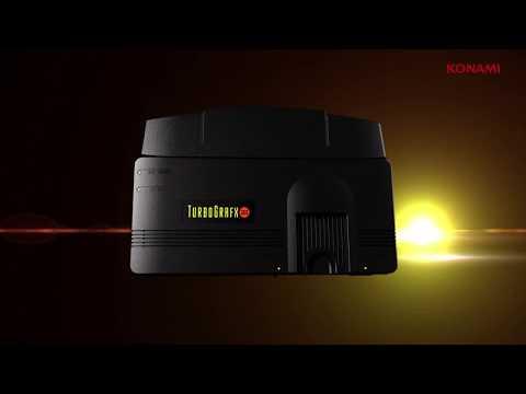 Konami annuncia la TurboGrafx-16 Mini thumbnail