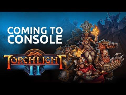 Torchlight II - Arriva il porting su console! thumbnail