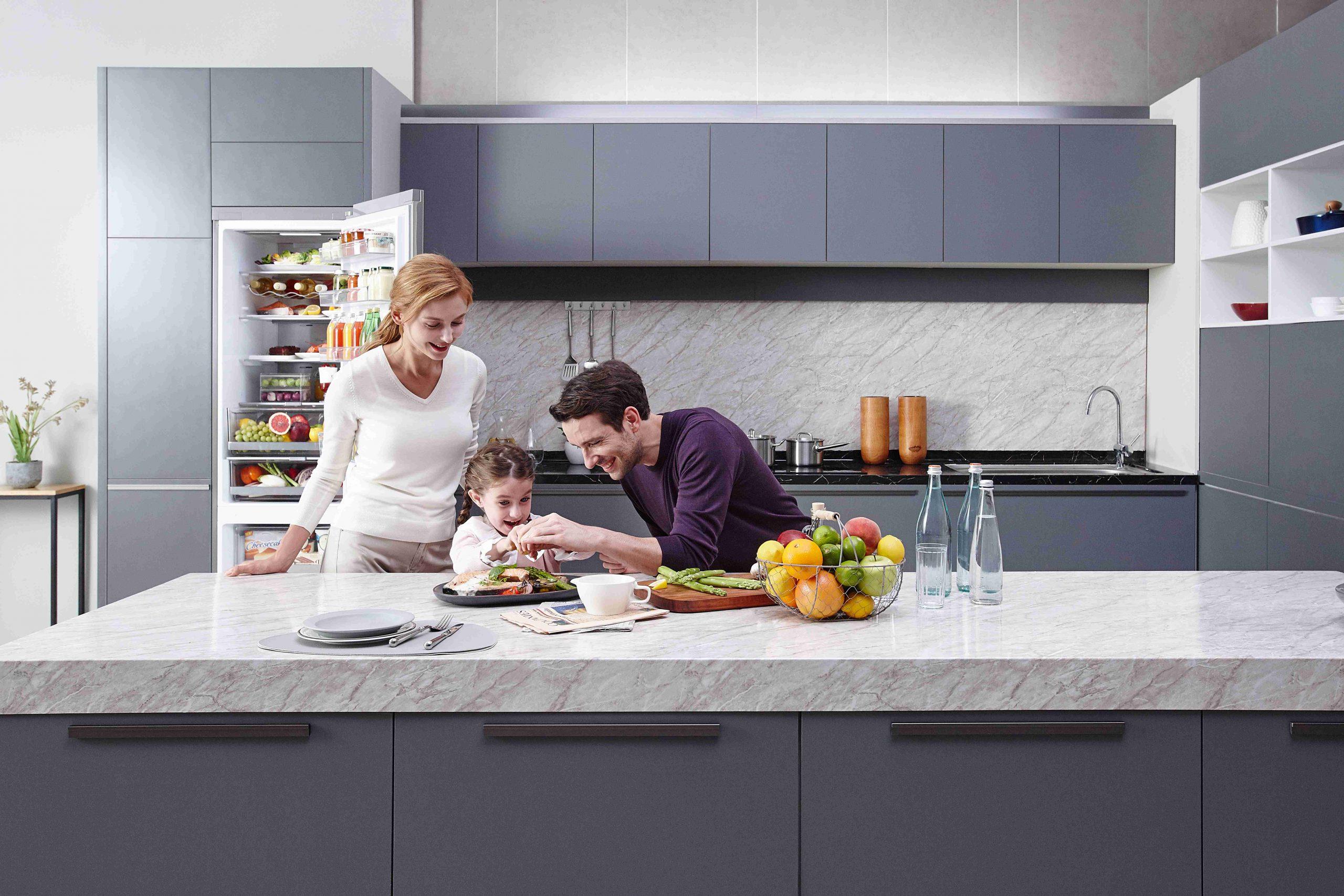 LG: presentati i nuovi frigoriferi combinati e le lavatrici AI DD thumbnail