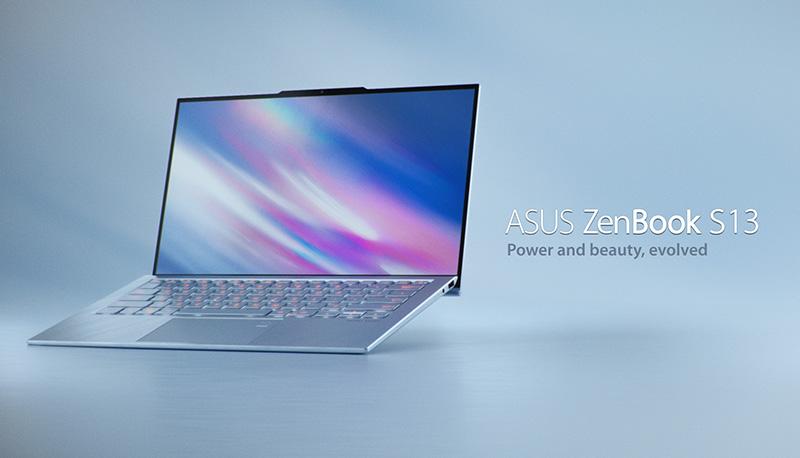 ASUS ZenBook S13 arriva in Italia thumbnail