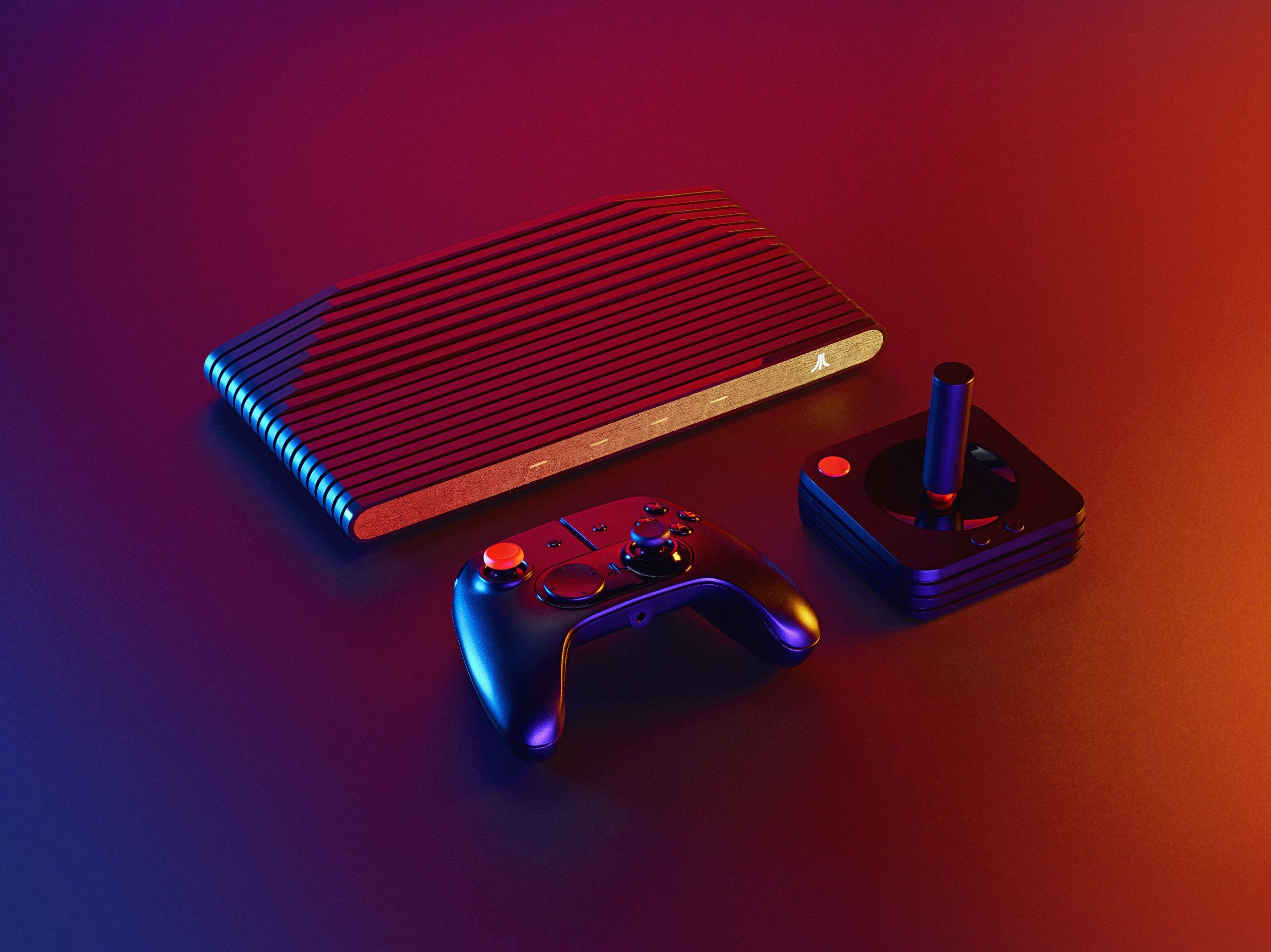 Atari presenta sul palco dell'E3 la nuova console Atari VCS thumbnail