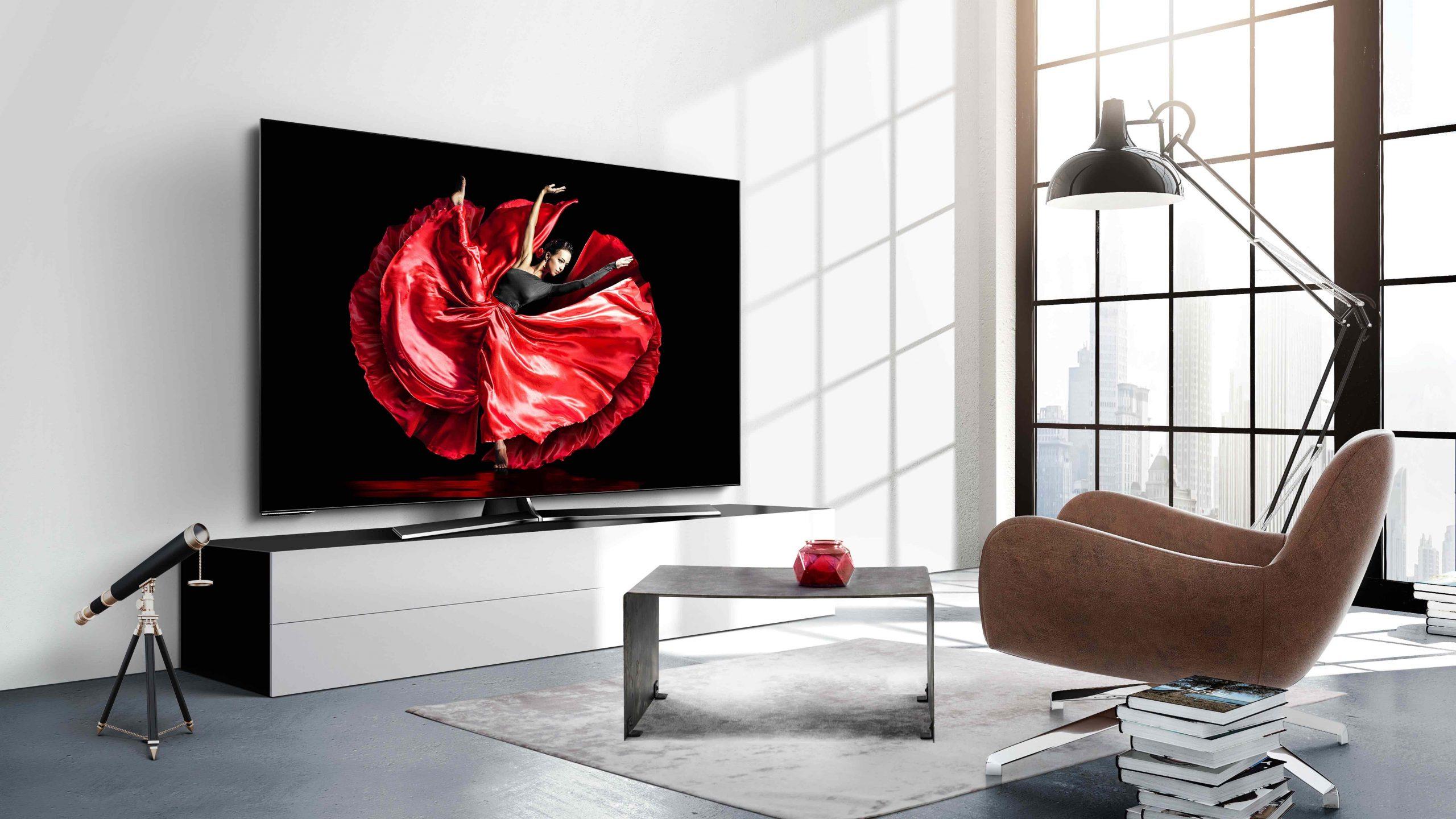 Hisense presenta in Italia il TV OLED O8B thumbnail