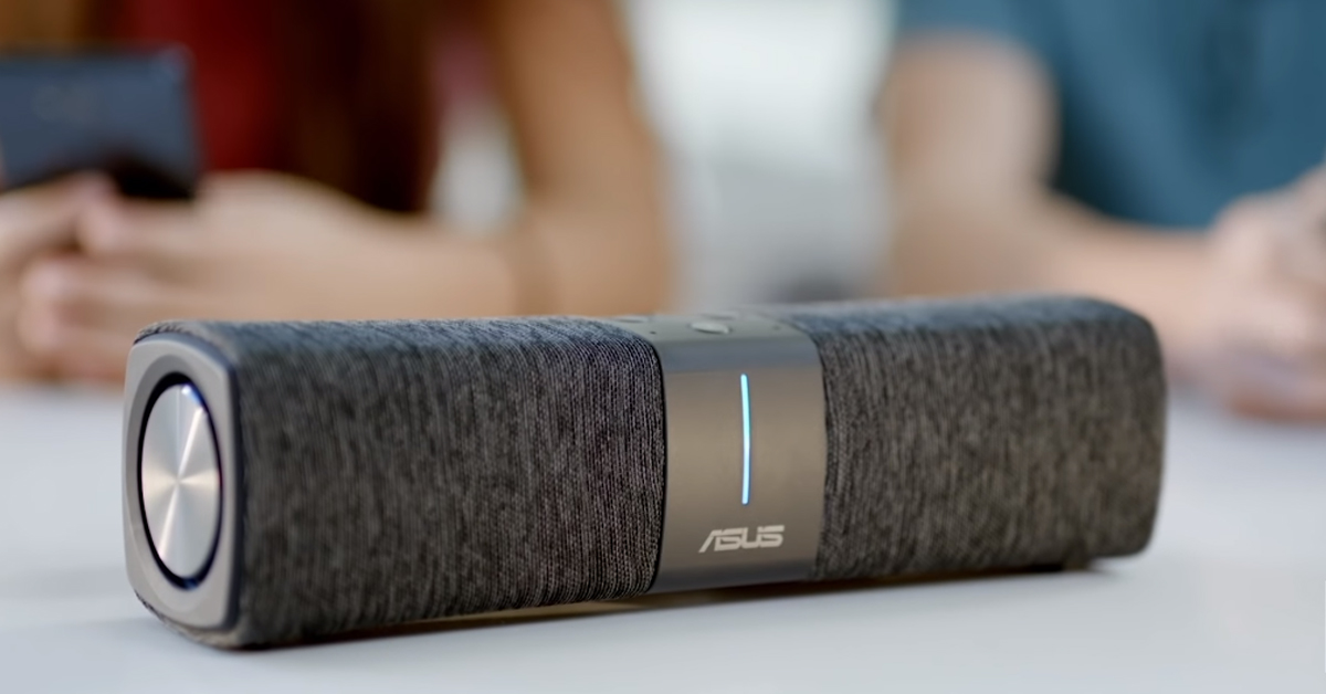ASUS Lyra Voice: disponibile in Italia la soluzione domestica all-in-one thumbnail