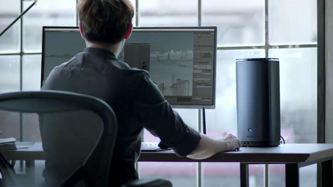 ASUS ha annunciato la nuova serie di Mini PC con ProArt PA90 thumbnail