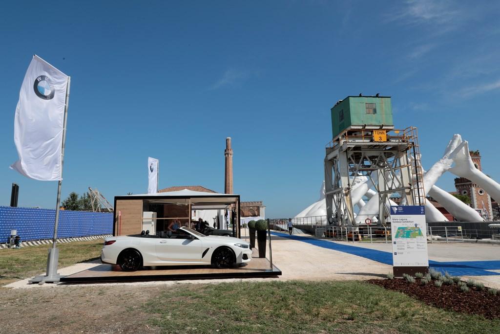 BMW è partner del Salone Nautico di Venezia thumbnail