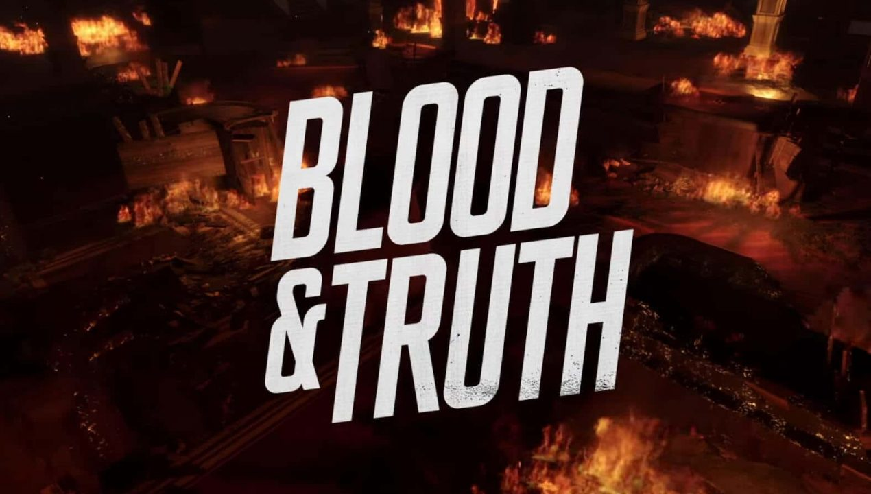Blood & Truth: disponibile il video Music Behind The Scenes thumbnail