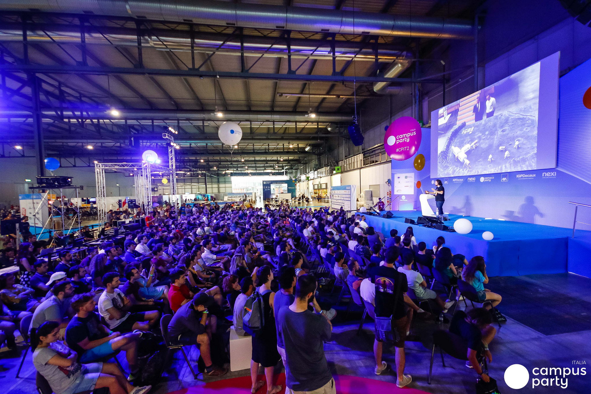 Sir Tim Berners-Lee ospite d'onore a Campus Party thumbnail